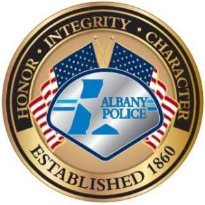 Albany Police Badge